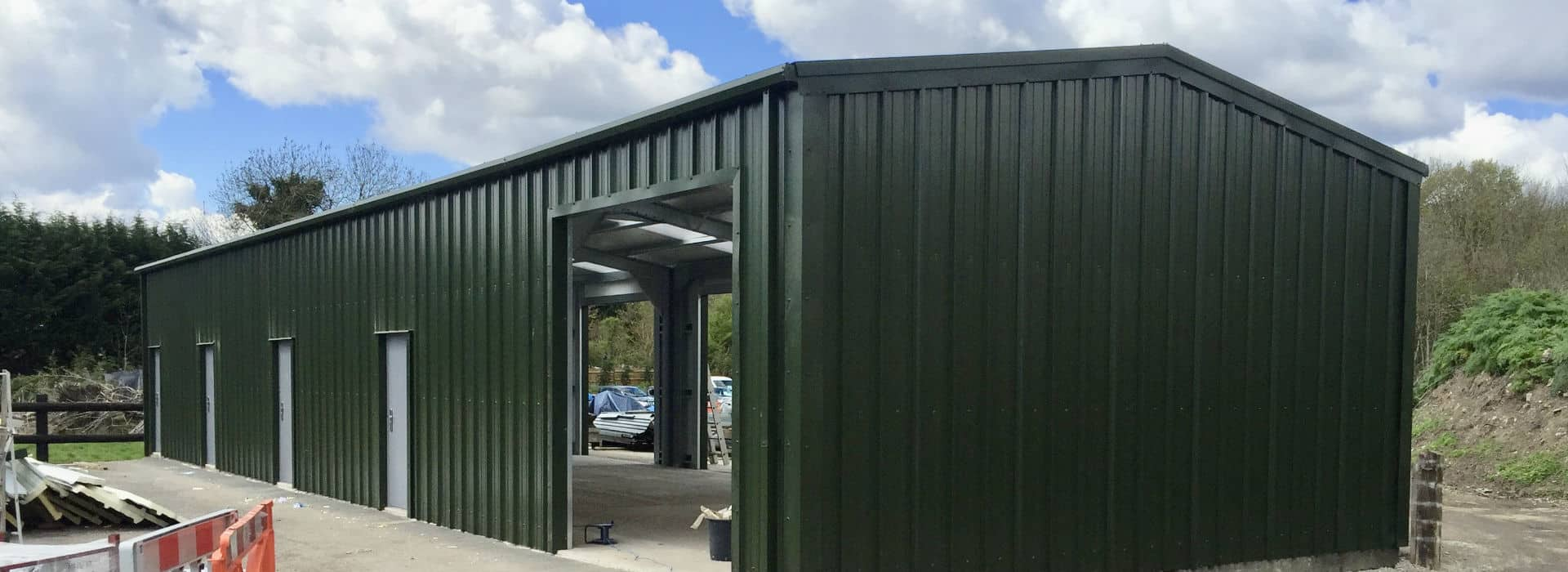 Steel Buildings International - Design, Supply & Installation UK Wide